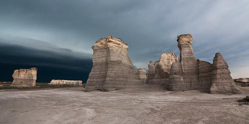 Monument Rocks 2011 - 01
