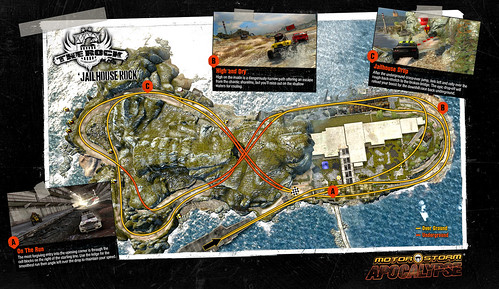 MotorStorm Apocalypse: The Rock - Jailhouse Rock