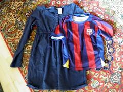 FCBarcelona tunic