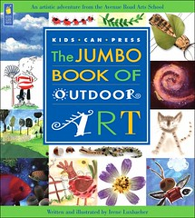 jumbo book of outdoor art 7-11