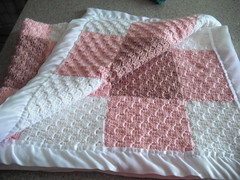 BABY BLANKET CROCHET DIAGONAL PATTERN « CROCHET FREE PATTERNS