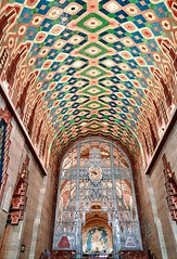 Guardian Building interior - lobby (mgsmith) Tags: city urban usa building art architecture geotagged us interiors michigan detroit artdeco ornate deco buidlings shg woodwardavenue guardianbuilding wirtrowland 2011 wirtcrowland smithhinchmangrylls mihistoricsite tourdetroit detroittour