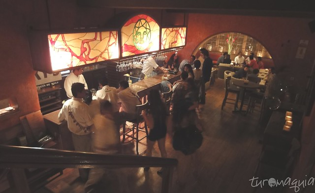 Huaringas Bar - Lima - Peru