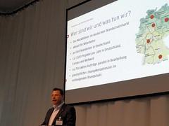 Stefan Truthän ist Geschäftsführer des auf Brandschutz spezialisierten Berliner Ingenieursbüros hhp.