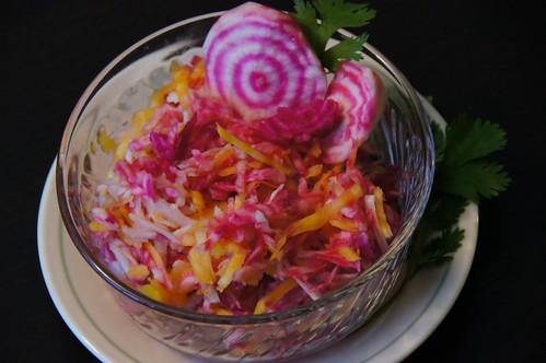Psychedelic Beet Salad