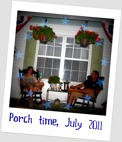 Porch Time by DiPics
