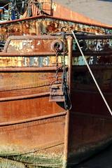 Barton upon Humber, North Lincolnshire (gray5627) Tags: old yard docks river boat industrial decay repair northlincolnshire bartonuponhumber