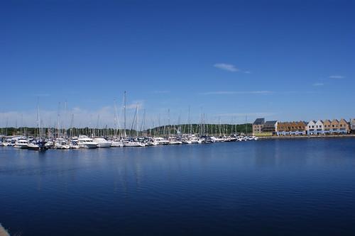 Chatham Maritime Marina, Chatham, Kent