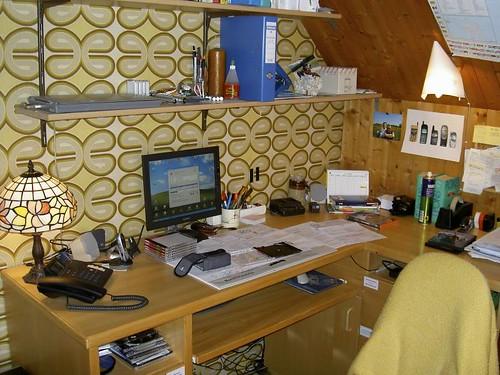 Computersetup Juli 2003