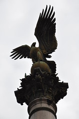Eagle at the Opera National