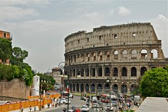 The Colosseum (Rome) (AroundtheWorldwithKid) Tags: travel italy rome roma europe italia raw eu australia colosseum queensland rtw noosaheads oceania travelwithchildren travelwithkid australiaeasterncoast