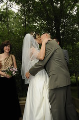 _DSC7355 (gsproul) Tags: family wedding bride brideandgroom firstkiss