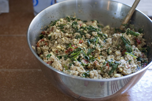 more quinoa