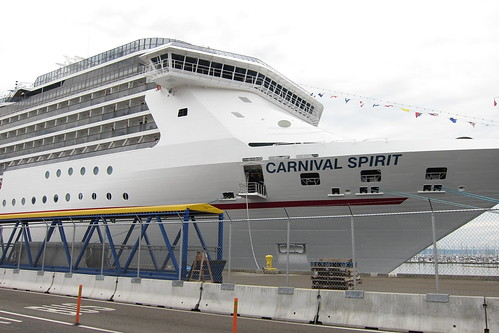 Our ship - Carnival Spirit