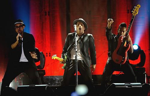 Bruno Mars Heineken Music Hall mashup foto - Bruno Mars (9)