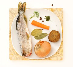 Fish soup (Manttas) Tags: fish soup stilllife food strobist