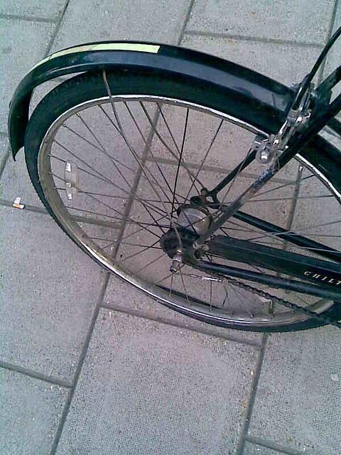 bikes gone