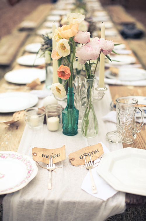 17 Tea Stained Tags Gotta tell you lovelies that I am adoring these Bride