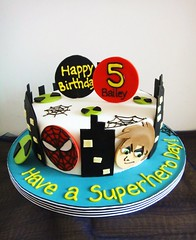 Ben 10 & Spiderman