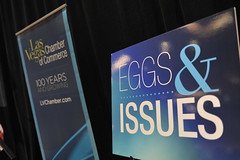 Eggs & Issues featuring U.S. Congresswoman Shelley Berkley