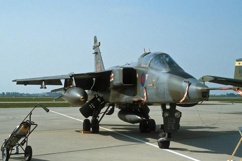 Sepecat Jaguar 41 Sqn RAF