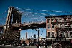 Fulton Street (Destinfabuleux_) Tags: nyc newyorkcity ny newyork brooklyn dumbo brooklynbridge