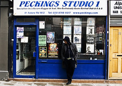 Peckings Studio 1 (robbiegolec) Tags: uk chris records bunny studio word one 1 play tipper duke sound buster reggae producer irie coxsone wordplaymagazine magazinepeckings