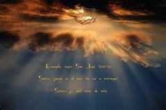 Evangelio según San Juan 21,20-25. Obra padre Cotallo