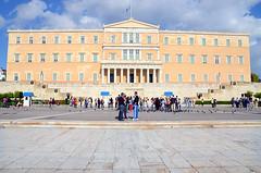 Η ΒΟΥΛΗ ΤΩΝ ΕΛΛΗΝΩΝ, (HELLENIC PARLIAMENT). (George A. Voudouris) Tags: hellas greece syntagmasquare ελλάδα greekparliament hellenicrepublic hotelgrandebretagne αθήνα presidentialguards βουλήτωνελλήνων πλατείασυντάγματοσ athenscentre πλατειασυνταγματοσ μνημόνιο μνημειοαγνωστουστρατιωτη 17may2012 κυβερνησηπαναγιωτηπικραμμενου cabinetofpanagiotispikramenos panagiotispikrammenos