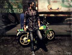 ..:: OUTFIT 04 ::.. (NyTrO StOrE) Tags: street urban woman man store mesh wear clothes hip hop styel nytro