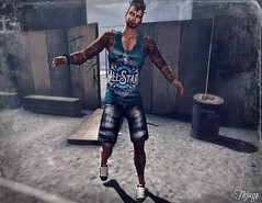 ..:: OUTFIT 25 ::.. (NyTrO StOrE) Tags: street urban woman man store mesh wear clothes hip hop styel nytro