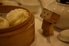 What is this? (noidcanuse2011) Tags: toys danbo gf2 danboard