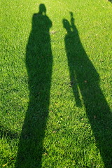 shadow play (DaLi-A) Tags: shadow grass pentax saxony lawn wiese sachsen gras schatten rasen k30 pentaxlife