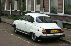 1979 Saab 96 L V4 (NielsdeWit) Tags: super deventer 96l lv4 nielsdewit fh41hf sidecode4