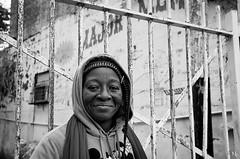 Portrait @ Coney Island (noukorama) Tags: portrait woman usa newyork brooklyn coneyisland mermaidavenue