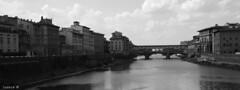 Ponte Vecchio - Florence (kali_merette2002) Tags: bridge italy art history architecture florence italia ponte tuscany pont histoire toscane renaissance italie vecchio tuscana
