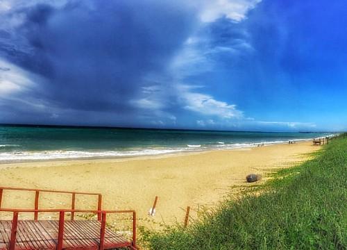 Playa Del Este #mochilerosmx #viajerosmexicanos #viajerosporelmundo #cuba #cuba