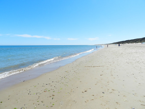 Morriscastle beach (Co. Wexford)