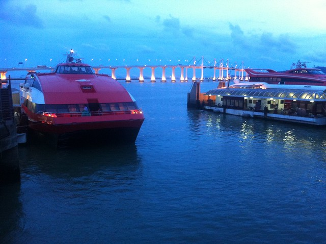 Ferries in Macau