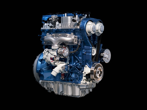 Nuevo Motor Ford Ecoboost 1.0