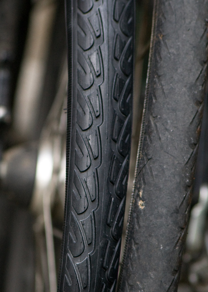 Time for a new tyre?
