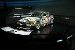 Art Cars - BMW Museum