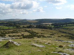 S1051822 (AppleJays) Tags: england nationalpark hills devon fields moors dartmoor moorland aonb tors