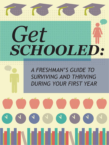 MBS Foreword Online - Freshman Survival Guide