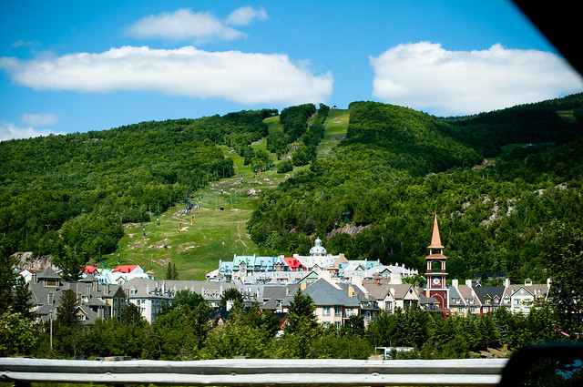 Mt Tremblant week-end June 19,2011 011