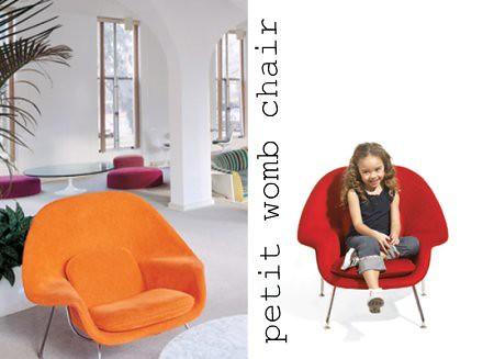 Saarinen Womb Chair for Kids