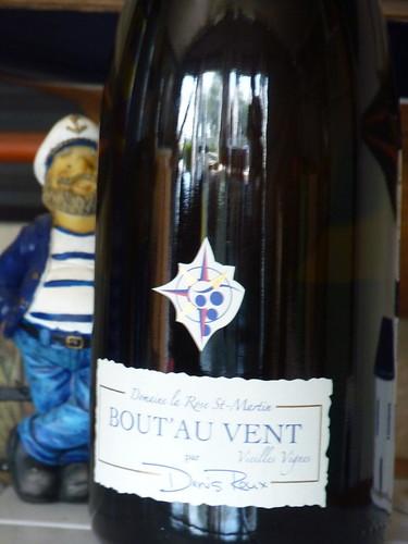 Cuvée Bout-Au-Vent, Blanc de Brem