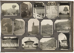Alexander Archipenko's travel photograph album, 1930