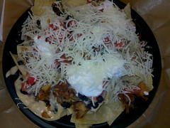 Three-cheese Nachos @ Qdoba Mexican Grill (iamanoffering) Tags: qdobamexicangrill foodspotting threecheesenachos foodspotting:place=198683 foodspotting:review=655235