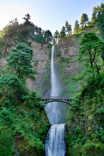 Day 176 - Multnomah Falls